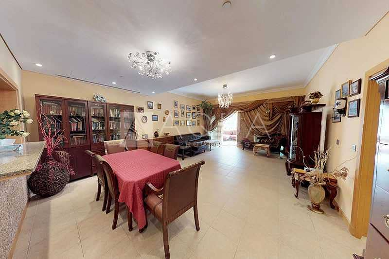 Fully Furnished | Type F | Spacious Unit