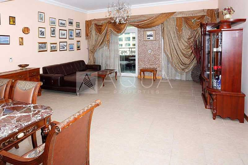 2 Fully Furnished | Type F | Spacious Unit