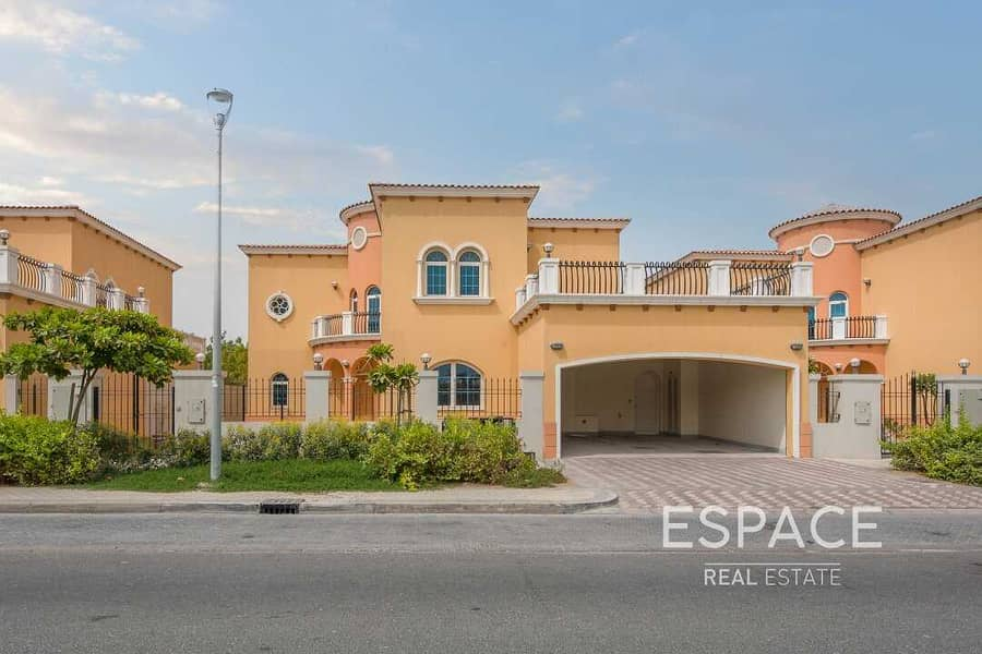 Rare | 5 Bedrooms Plus Maids | Well Maintained