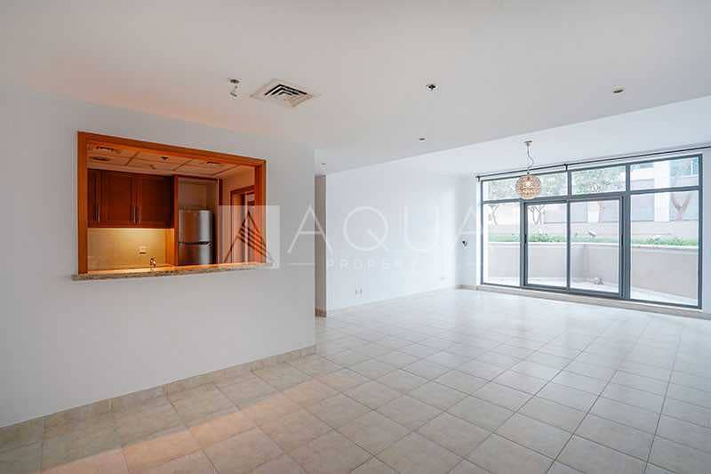 2 Well Maintained   Large Terrace   Unfurnished