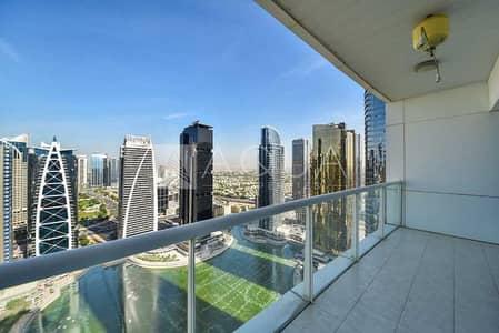 شقة 1 غرفة نوم للبيع في أبراج بحيرات الجميرا، دبي - Great deal | Full Lake Views | High Floor