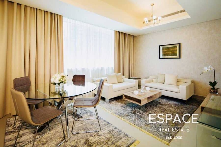 Hotel Apartment | 1 Bed | Modern Finish