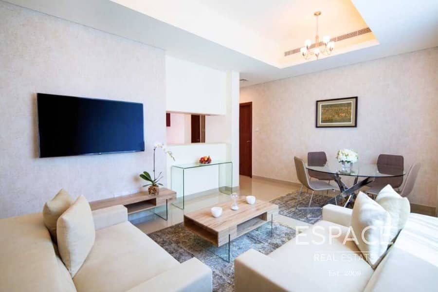 2 Hotel Apartment | 1 Bed | Modern Finish