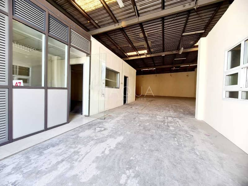 2 Warehouse | Fitted Office | Al Quoz Ind 1