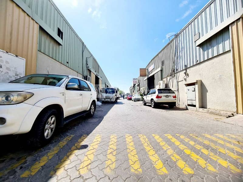 11 Warehouse | Fitted Office | Al Quoz Ind 1