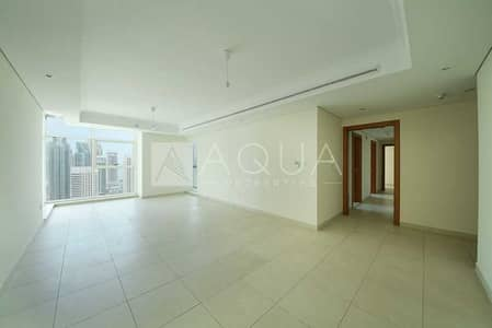 2 Bedroom Apartment for Rent in Jumeirah Lake Towers (JLT), Dubai - Biggest Layout | Maid Room Plus Laundry Room