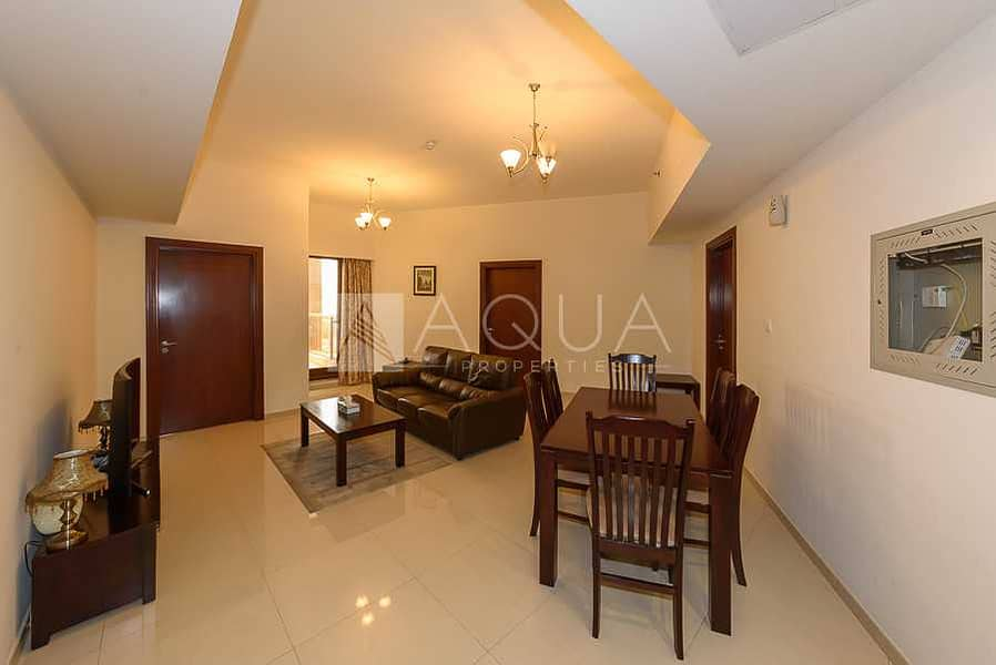 Furnished | Community View | Huge Balcony