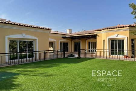 4 Bedroom Villa for Rent in Green Community, Dubai - Corner Plot | Close to Amenities | Vacant