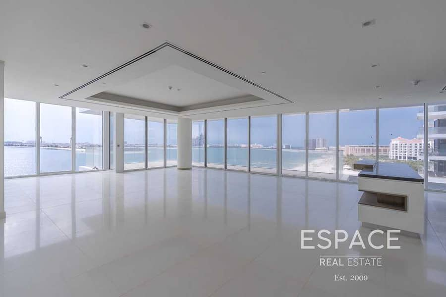 2 Top Quality Finishing 3 Bed   Panoramic Sea View