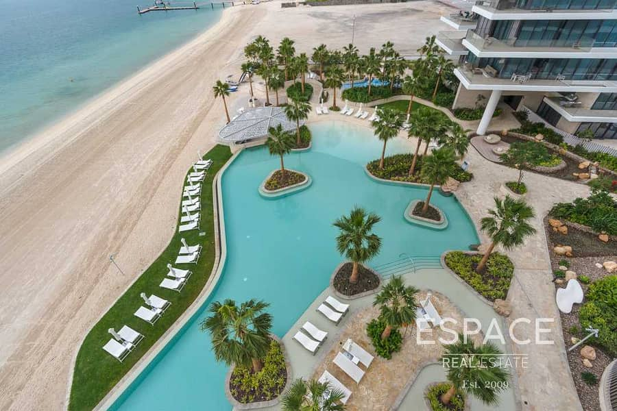 10 Top Quality Finishing 3 Bed   Panoramic Sea View