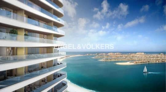 فلیٹ 2 غرفة نوم للبيع في دبي هاربور، دبي - Exclusive | Full Sea View | Resale Unit