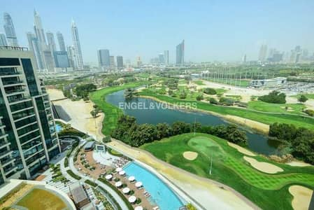 3 Bedroom Flat for Sale in The Hills, Dubai - Hotel Unit | Managed by Vida | Golf Course View