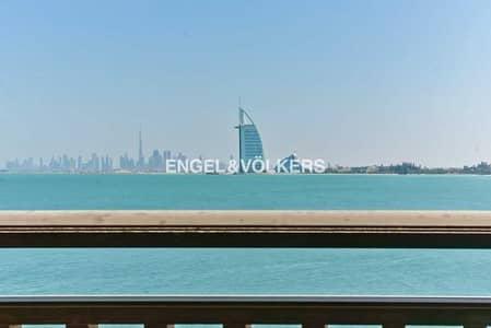 فلیٹ 1 غرفة نوم للبيع في نخلة جميرا، دبي - Biggest Layout | Sea View| Hotel Facilities