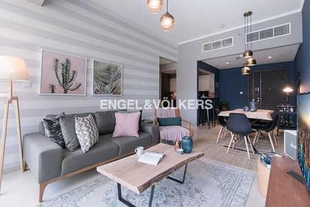 شقة 2 غرفة نوم للايجار في دبي مارينا، دبي - Furnished or Unfurnished   Great Location