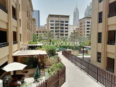 2 Bedroom Flat for Sale in The Greens, Dubai - Study Room | Spacious | Pool & Garden Views
