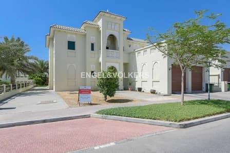 4 Bedroom Villa for Sale in Al Furjan, Dubai - Corner Unit|Downstairs Bedroom|Close to Pavilion