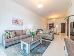 شقة في أزور ريزيدنسز نخلة جميرا 1 غرف 130000 درهم - 4923580