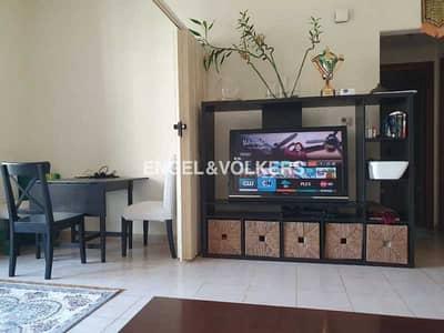شقة 1 غرفة نوم للايجار في واجهة دبي البحرية، دبي - Fully Furnished | Garden view | Spacious