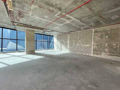 Office for Rent in Business Bay, Dubai - Spacious Office | The Opus | Landmark View