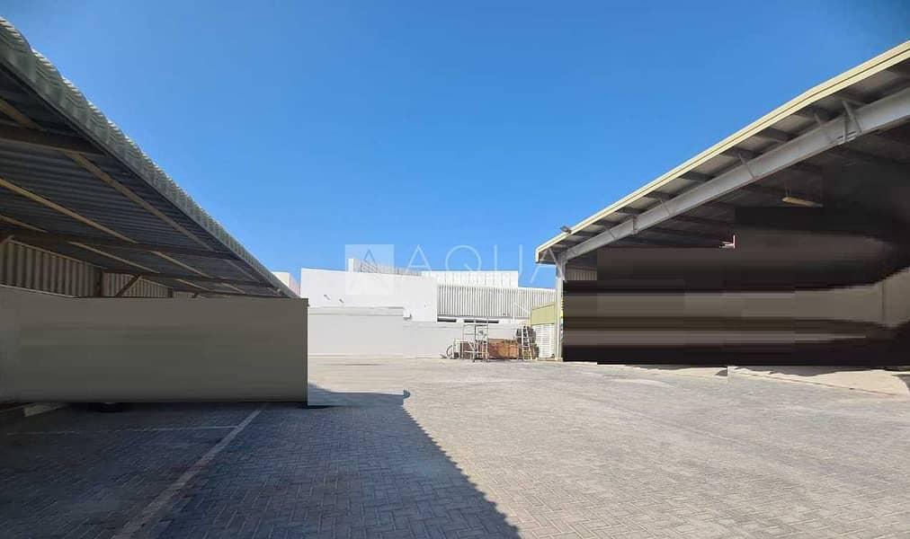 Warehouse ideal for auto workshop | Al Quoz