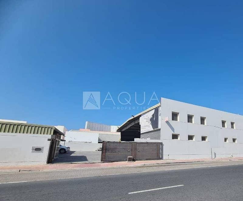 2 Warehouse ideal for auto workshop | Al Quoz