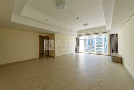 2 Bedroom Apartment for Rent in Jumeirah Lake Towers (JLT), Dubai - Huge 2 BR Plus Maids Room   Golf Course Views