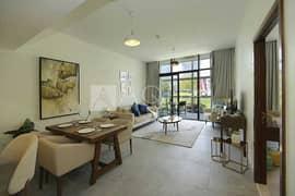 شقة في بارك غيت ريزيدنسيز الكفاف بر دبي 3 غرف 3400000 درهم - 4886245