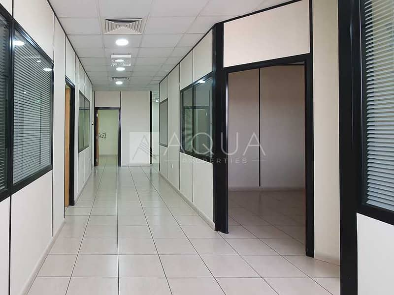 Fitted   Partitioned Office   Near Metro