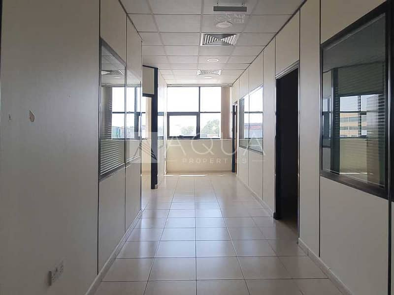 2 Fitted   Partitioned Office   Near Metro