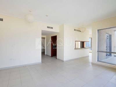 فلیٹ 3 غرف نوم للبيع في وسط مدينة دبي، دبي - Well Maintained | Maid's Room | Stunning View