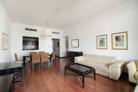 شقة 1 غرفة نوم للايجار في أبراج بحيرات الجميرا، دبي - Chiller Free   Prime Location   Amazing View