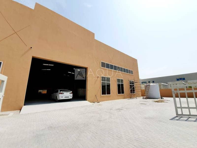 2 Independent Warehouse   Brand new   Jebel Ali
