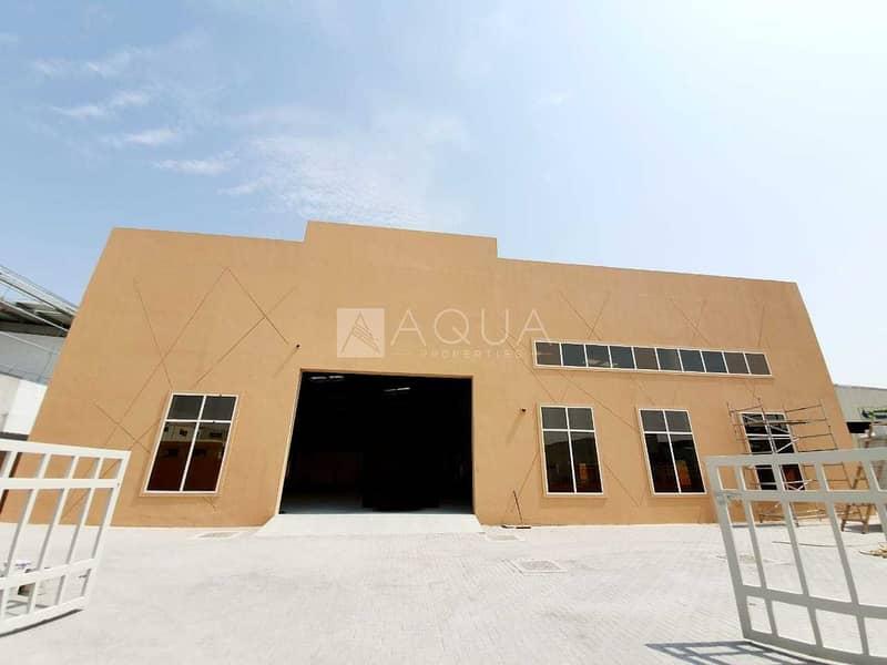 12 Independent Warehouse   Brand new   Jebel Ali