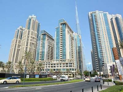 فلیٹ 2 غرفة نوم للبيع في وسط مدينة دبي، دبي - Decent Layout   Partial BK View  Low Floor