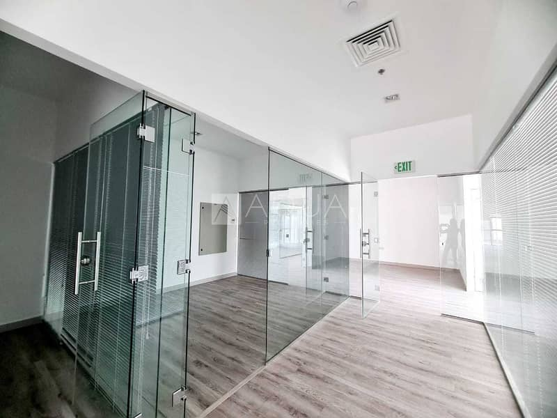 Partitioned office | Premium | Sheik Zayed Rd