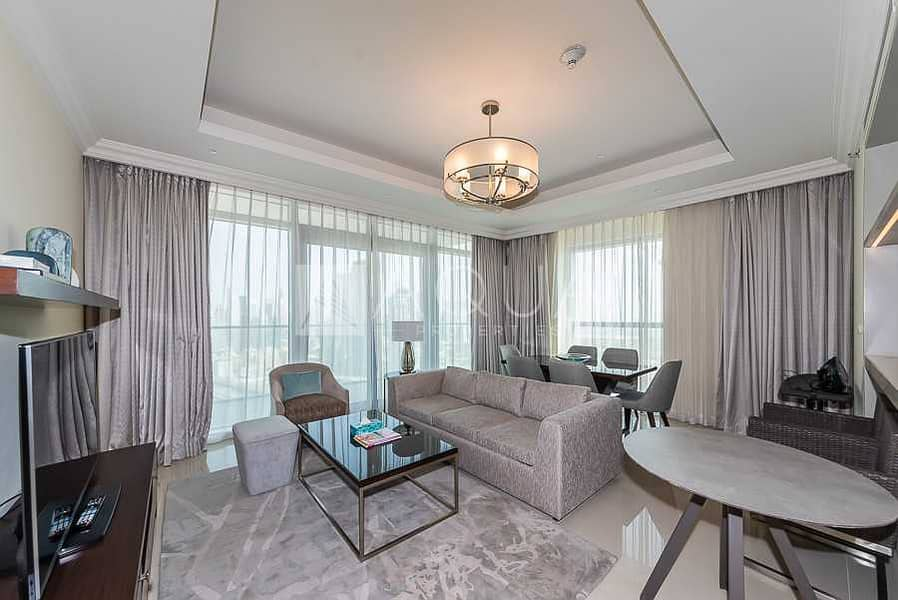 2 Fully Furnished I Supreme View I All Inclusive