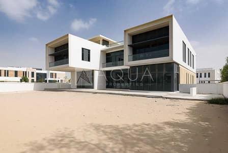 7 Bedroom Villa for Sale in Dubai Hills Estate, Dubai - Shell and Core Villa with Khalifa Skyline View