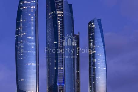 Magnificent 4 BR + Maids with 1 Month Free - Etihad Towers