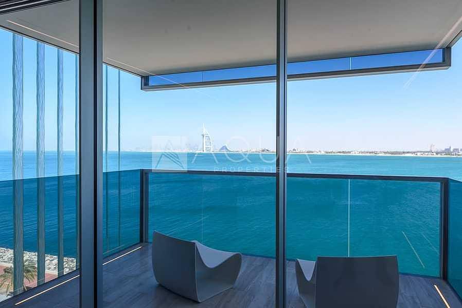 Tranquil Luxury Apartment   Full Sea Views