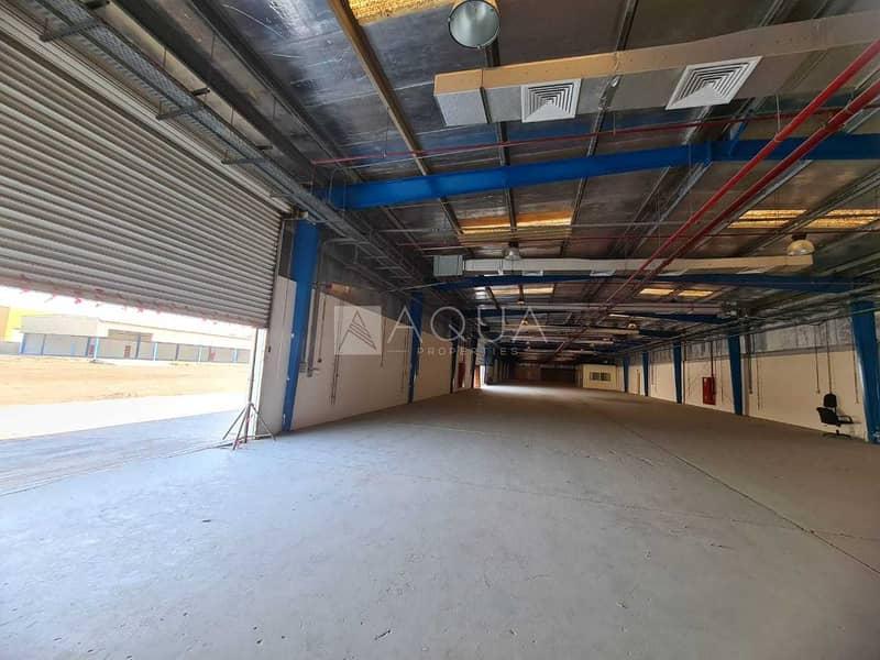 100K SQFT Land   Warehouse   Jebel Ali 1