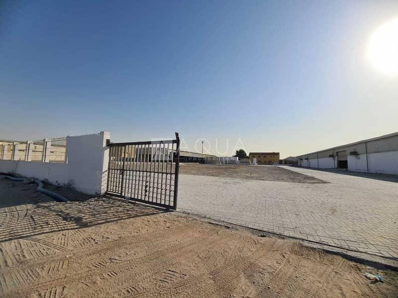 2 100K SQFT Land   Warehouse   Jebel Ali 1