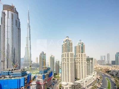فلیٹ 2 غرفة نوم للبيع في وسط مدينة دبي، دبي - Large Layout | Vacant on Transfer | BK View