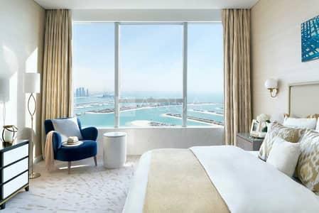 شقة 1 غرفة نوم للبيع في نخلة جميرا، دبي - Corner Unit 1 Bedroom | 7 Year Post-Handover Plan