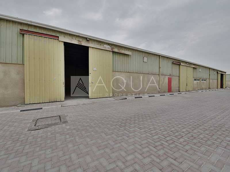 Insulated warehouse in Jebal Ali - Ind 1