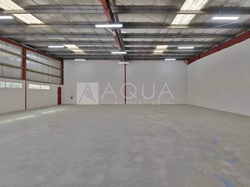 10 Insulated warehouse in Jebal Ali - Ind 1