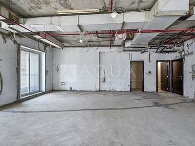 مکتب  للايجار في أبراج بحيرات الجميرا، دبي - High Floor   Brand New Shell and Core Office