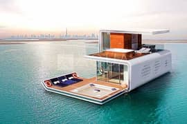 Floating Sea Horse Villa | Hand over in July.