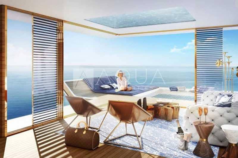 10 Floating Villa | 10% Yield Guarantee for 10 yrs