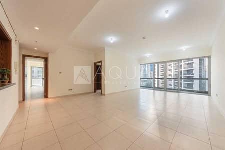 فلیٹ 2 غرفة نوم للبيع في وسط مدينة دبي، دبي - Unfurnished   Vacant 2 Beds with Study