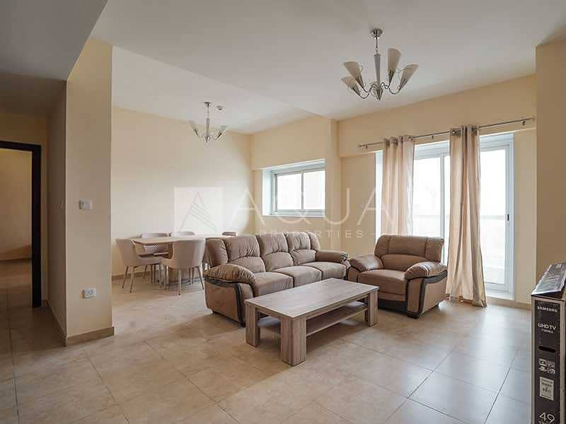 Fully Furnished | Spacious 1BR Apartment